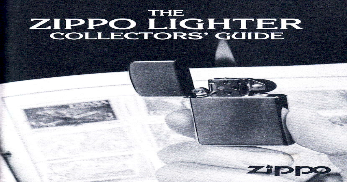 Codes zippo lighter identification Date Codes