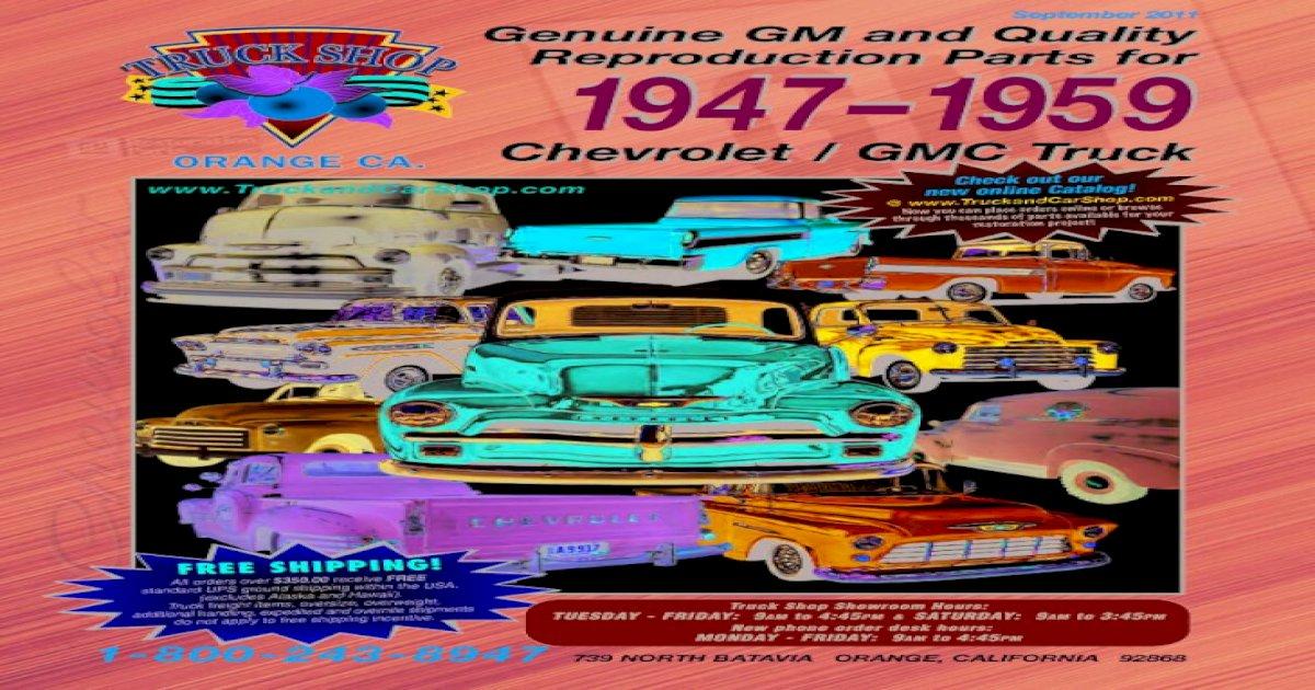 2 WHEEL DRIVE SHORT BED; INTERMEDIATE BRAKE LINE 47-50 CHEVY//GMC 1//2 TON TRUCK