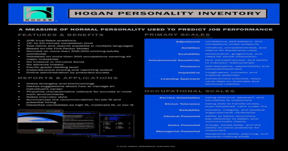 HPI One Sheet - [PDF Document]