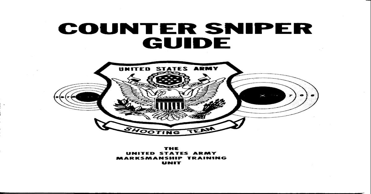 Counter Sniper Guide Pdf Document