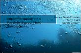 Fluid Simulation using Laplacian tyler/fluids